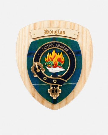 Clan Crest Wall Plaque Clans A-D