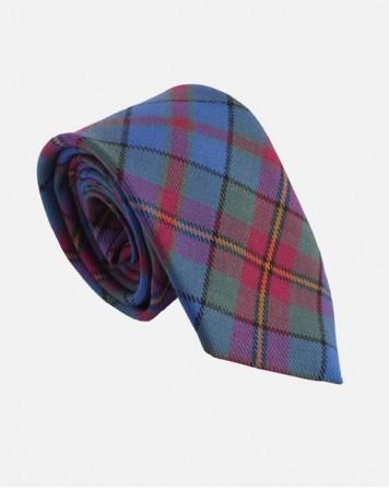 Orkney Tartan Tie